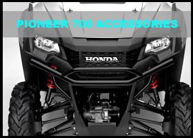 Honda Pioneer 700 Accessories